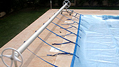 swimming pool construction, pool refurbs,pebble pool finishes