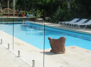 Swimming Pools - Pool Safety Glass Fencing, Pool Safety ...